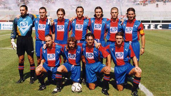 Catania-Fidelis Andria, precedenti: L'ultima vittoria etnea nel 1999-2000