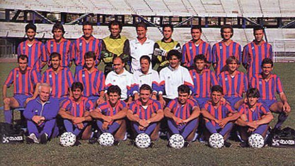 Il Catania 1990-91