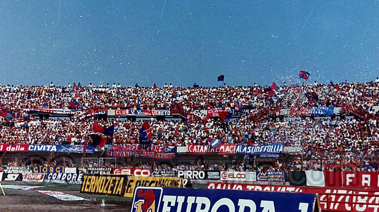 Catania-Sampdoria, 25 settembre 1983