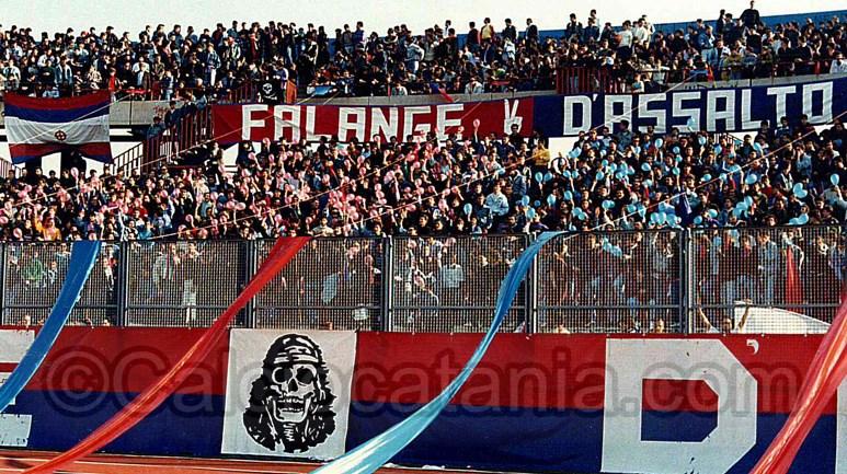 Un flash di Catania-Foggia della stagione 1988-89