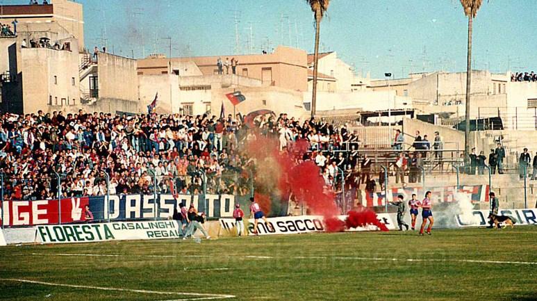 1989/90: invasione rossazzurra al